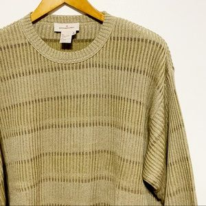 Ermenegildo Zegna Long Sleeve Sweater